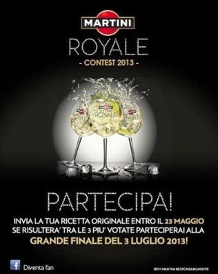 Concorso Martini Contest 2013