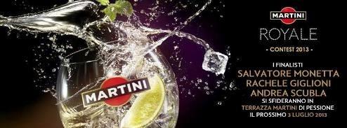 Contest Martini finale Italia
