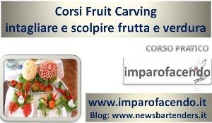 Corsi Fruit Carving