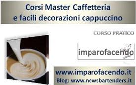 Corsi Master Caffetteria