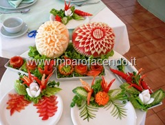 Corso Fruit Carving