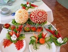 Corso Fruit Carving