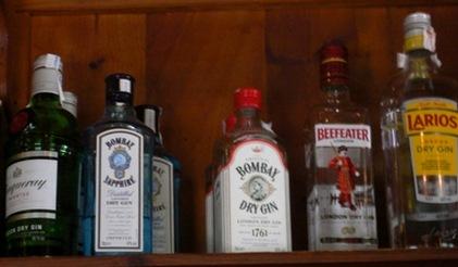 Curiosità 4 Gin  Bombay 2 varietà