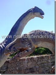 Dinosauri a Lerici Liguria 3
