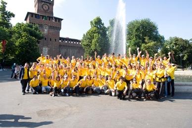 Dipendenti Pernod Ricard - Piazza Castello