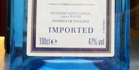 Distillati Gin Sapphire 47° ritaglio