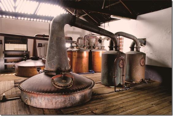 Distillazione potstill RUM