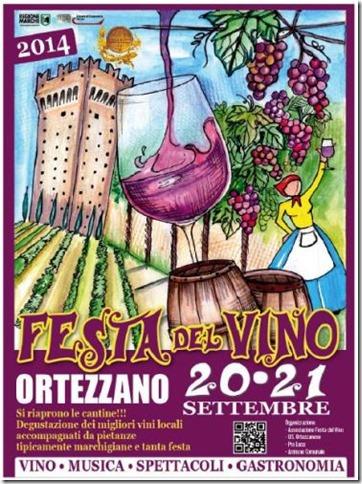 Festa Vino Ortezzano Marche