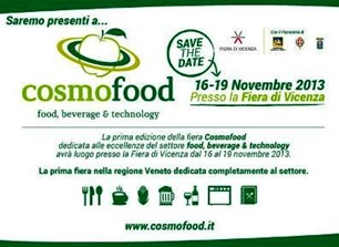 Fiera Cosmofood Vicenza