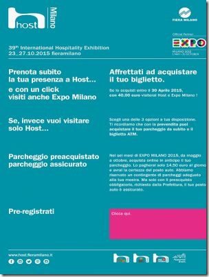Fiera Milano HOST