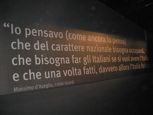 Frase Far gli Italiani