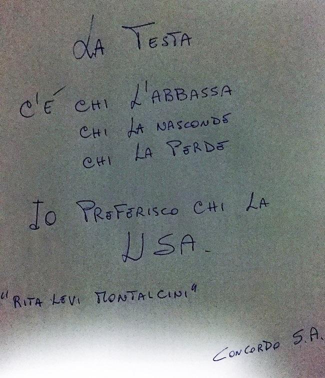 Conosciuto Frase di Vita | NewsBartenders.it BK65