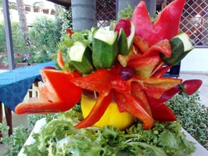 Fruit Carving 10