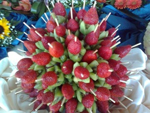 Fruit Carving 11