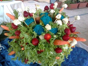 Fruit Carving 12