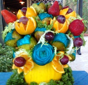 Fruit Carving 13