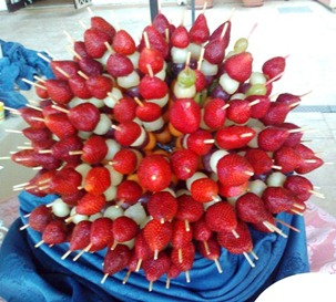 Fruit Carving 15