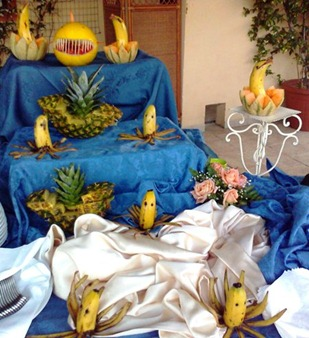 Fruit Carving 16