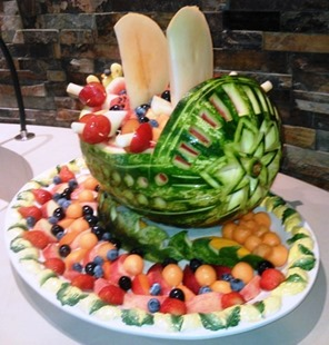 Fruit Carving Barca3