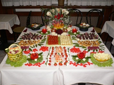 Fruit Carving Buffet9