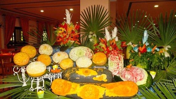 Fruit Carving Carmela Carving Ferragosto2012