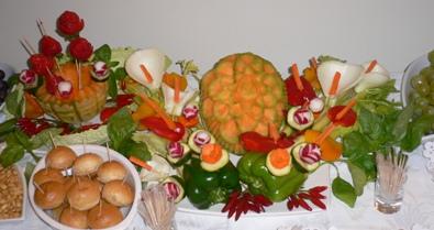 Corso fruit carving como una giornata per imparare l arte - Imparare l arte della cucina francese ...