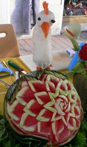 Fruit Carving Giardino1
