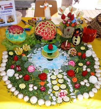 Fruit Carving Giardino