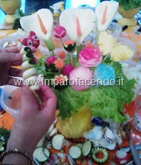 Fruit Carving Momenti Corso8