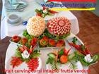 Fruit Carving Parte immagini corso (2)