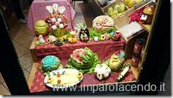 Fruit Carving vetrina fruttivendolo1