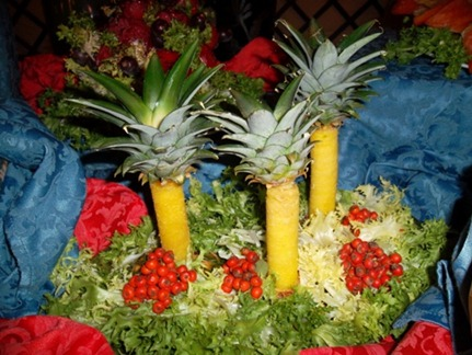 Fruit carving Carmela2