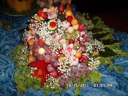 Fruit carving Carmela6