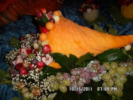 Fruit carving Carmela7