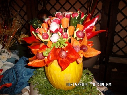 Fruit carving Carmela8