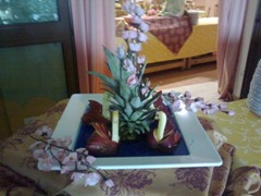 Fruit Carving Carmela 12