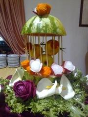 Fruit Carving Carmela 1