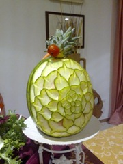 Fruit Carving Carmela 3