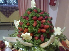 Fruit Carving Carmela 4