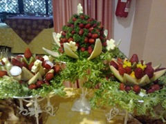 Fruit Carving Carmela 5