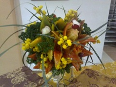 Fruit Carving Carmela 6