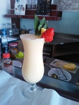 Frullato Virgin Colada