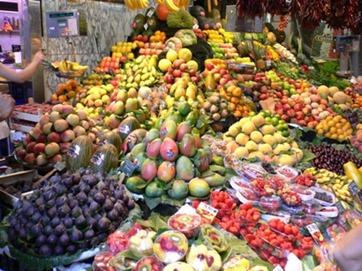 Frutta Esposizione