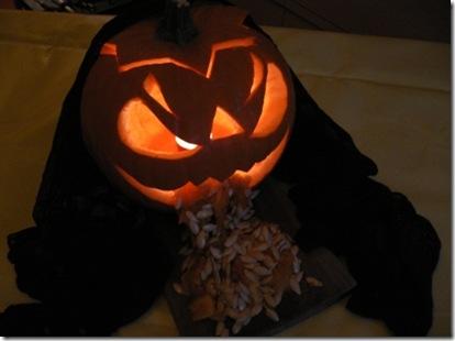 Halloween Zucca Stregata 2