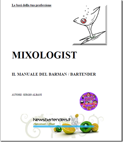 Libro MIXOLOGIST