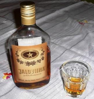 Liquore Distillato Jaloviina Finlandia
