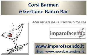 Logo Corso Barman 2014r