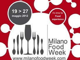 Logo MILANO FOOD WEEK