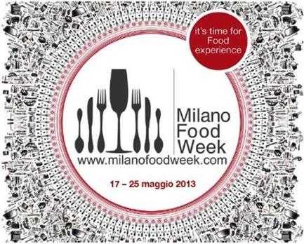 Logo Milano Food Week2013