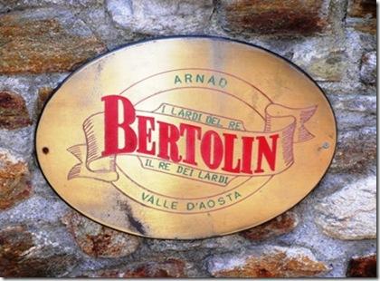 Logo Bertolin Valle d'Aosta